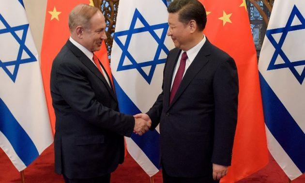 Er en ny økonomisk-strategisk allianse mellom Kina og Israel under utvikling?