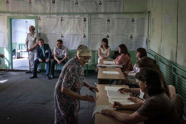 3 millioner ukrainere som bor og arbeider i Russland frataes stemmeretten ved årets presidentvalg i Ukraina.