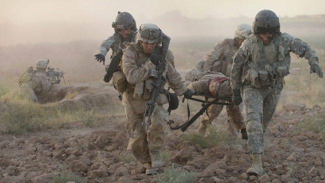 USA forhandler nå med Russland, Kina og Taliban om tilbaketrekning fra Afghanistan.