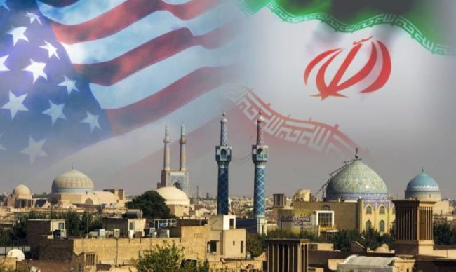 Forberedelsene til krigen mot Iran pågår for fullt.