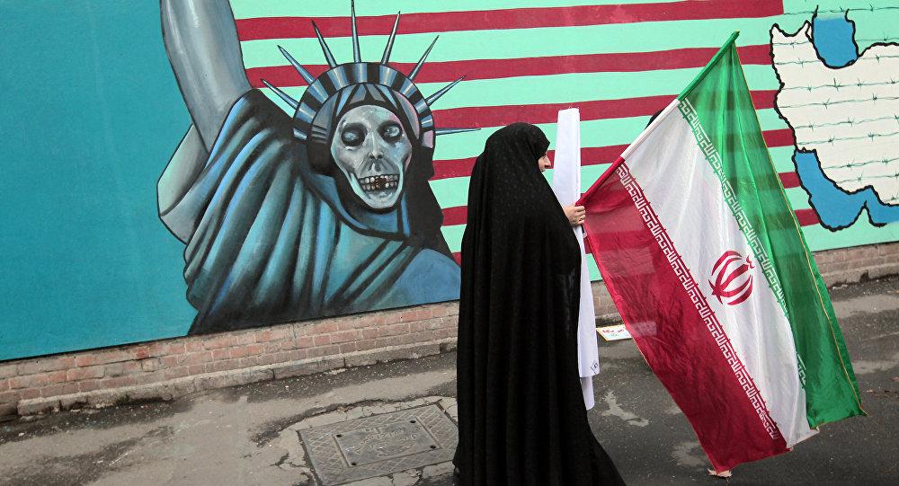 USA truer men kan ikke angripe nå, sier iransk general.