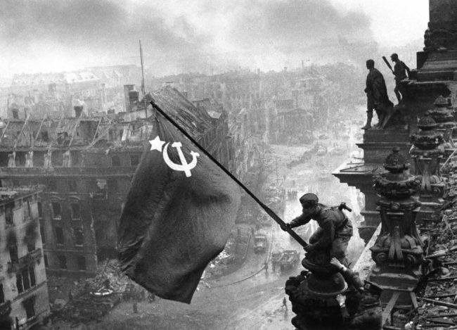 Tapstallene fra 2. verdenskrig forteller hvem som frigjorde Europa.