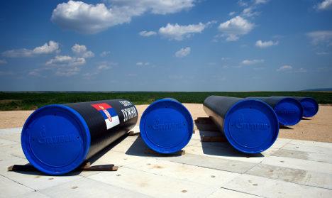 USAs Pompeo raser mot tysk-russisk gass-samarbeid.