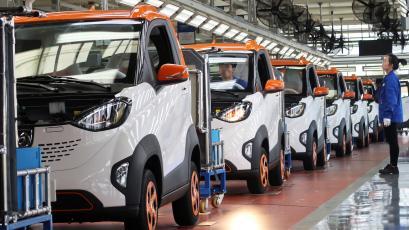 Ingen tegn til el-bil revolusjon så langt.