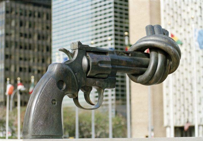 Meningsmåling viser sterk fredsvilje i USAs befolkning.