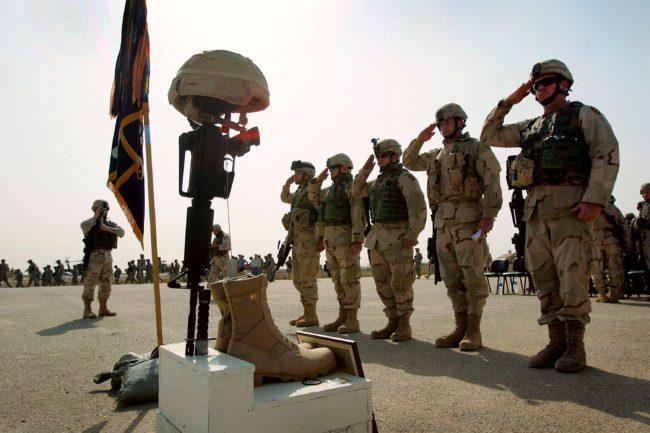 Iraks parlament vil ha USA ut av landet? Men får de det?