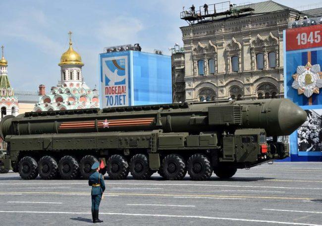 Etter at Russlands nye våpen som USA ikke har forsvar mot, vil USA snakke om våpenkontroll.
