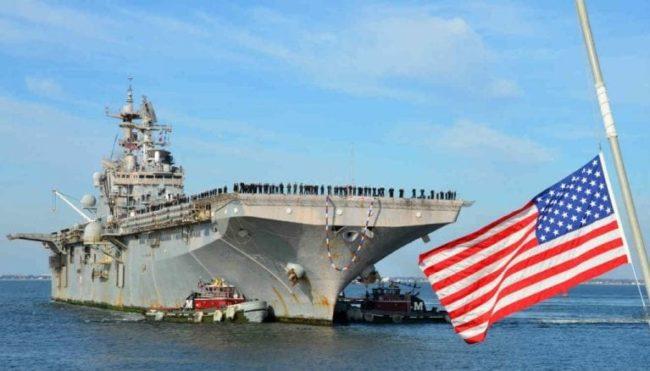 USA taper nå militært for Kina og ikke minst Russland
