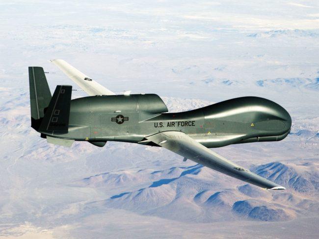Iran sier de kunne skutt ned et USA-fly med et mannskap på 35, men at de lot det være.