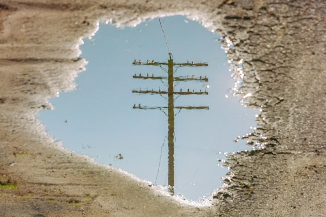 En våt drøm: Slå ut el-forsyningen i Russland.