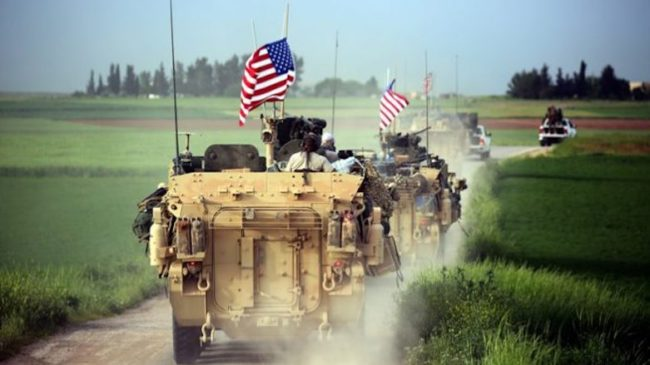 USA advarer Tyrkia. Ved invasjon av nord-øst i Syria kan de komme i militær konfrontasjon. Det er et område USA nå har invadert.